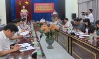 Zusammenarbeit bei Agitation im Hochland Tay Nguyen