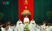 Premier Nguyen Tan Dung fordert die Behörden in Da Nang zur Verstärkung der Meereswirtschaft auf