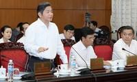 Entwurf des geänderten Unternehmensgesetzes diskutiert