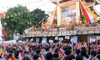 Feierlichkeit zum Geburtstag Buddhas: Appell an Buddhisten zur Verteidigung der Meereshoheit
