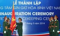 Vietnamesisches Zentrum zur Friedenssicherung gegründet