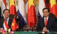 Vietnam und die Niederlande arbeiten in der Energiewirtschaft zusammen