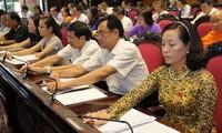 7. Parlamentssitzung der 13. Legislaturperiode: Die bedachten Entscheidungen
