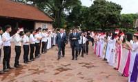 20. Jubiläumsfeier des Stipendienprogramms von Hessen für vietnamesische Studenten