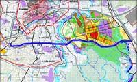 Premierminister Nguyen Tan Dung startet das Bauprojekt der Autobahn Ben Luc-Long Thanh