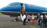 """Vietnam Airlines erledigt Test der """"Goldenen Flugstrecken"""""""