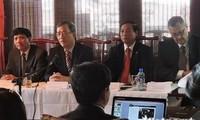 Vinh Phuc veranstaltet Investitionsförderungsforum in Südafrika
