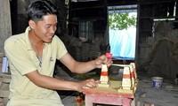Steintafel für territoriale Integrität auf der Truong Sa-Inselgruppe