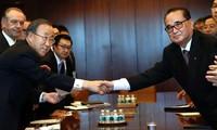 Annäherung von Russland und Nordkorea
