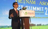 Eröffnung des hochrangigen IT-Forums Vietnam ASOCIO 2014