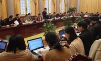 Büro des Staatspräsidenten veröffentlicht die vom Parlament verabschiedeten Gesetze