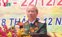 Feierlichkeiten zum 70. Gründungstag der vietnamesischen Volksarmee im In- und Ausland