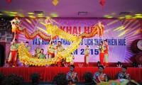 Thua Thien – Hue beginnt das Fest für Kultur, Sport und Tourismus 2015