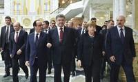 Minsker Friedensgipfel: neue Vereinbarung detailliert verhandelt