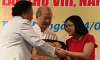 Phan Chau Trinh-Kulturpreis überreicht