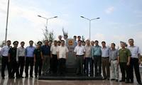 Vizepremierminister, Außenminister Pham Binh Minh besucht An Giang