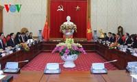 Vietnam und China unterzeichnen Dokumente zur verstärkten Kooperation in Sicherheit und Verteidigung