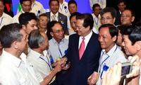 Premierminister Nguyen Tan Dung: Kreative Erfindungen für den Aufbau und die Verteidigung des Landes