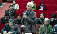 Petitionsausschuss setzt Plan zum Bürgertreffen für die kommende Parlamentssitzung um