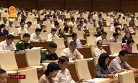 Parlament diskutiert Entwurf des Arbeitssicherheitsgesetzes