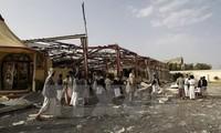 Arabische Koalition fliegt Luftangriff auf Jemen trotz Waffenruhe