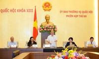 Ständiger Parlamentsausschuss gibt Meinungen zum Bericht über Korruptionsbekämpfung ab