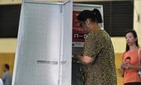 Parlamentswahl in Singapur