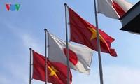 Vietnam und Japan geben eine gemeinsame Erklärung über die Aussichten ihrer Beziehungen ab