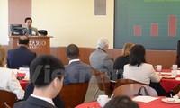 Vietnamesisches Unternehmerforum in Kanada