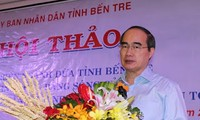 Kooperation bei Tourismusentwicklung im Mekong-Delta verstärkt
