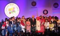 Delegation der KPV nimmt an ASEAN-Konferenz über politisch aktive Frauen teil
