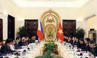 Vietnam und die Philippinen wollen ihre Partnerschaft verstärken