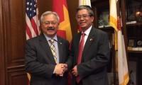Verstärkung der Zusammenarbeit zwischen Vietnam und Kalifornien