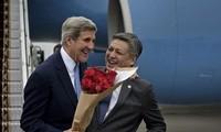 USA bemühen sich um mehr Einflüsse auf Zentralasien