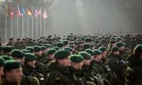 Nato führt umfangreiches Manöver in Lettland und Litauen durch