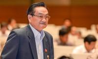 Parlament verabschiedet Beschluss zur Verteilung des Staatsbudgets 2016