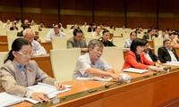 Parlament stimmt über Gesetzentwürfe ab
