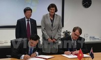 Vietnam und Australien bestimmen einige Kooperationsbereiche
