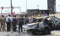 Irak: Doppelte Bombenanschläge in Bagdad