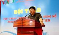 VOV-Intendant Nguyen The Ky: VOV zu einem Multimediakomplex entwickeln