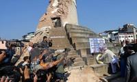 Nepal restauriert Kulturschätze ein Jahr nach dem Erdbeben