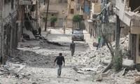 Rebellen in Syrien geben Bedingungen für die Waffenruhe