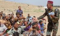 Iraks Armee richtet Sicherheitskorridor zur Evakuierung von Bewohnern aus Falludscha ein