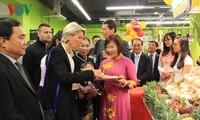 Die Woche der vietnamesischen Waren – ideale Maßnahme zur Erkundung des Marktes in Europa