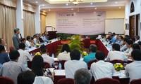 Investitionen in Schutz von Ufern und Verwaltung der Wasserressourcen im Mekong-Delta