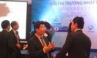 Vietnamesischen Unternehmen bei Investitionen in Japan helfen