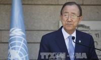 Ban Ki-moon verurteilt Bombenanschläge in Saudi-Arabien