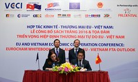 Positive Rückmeldung der EU-Unternehmer über Geschäftsumfeld in Vietnam