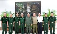 Vietnam und Kuba führen Dialog über Verteidigungspolitik
