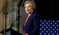 US-Wahlen: Clinton vergrößert den Abstand zu Trump auf acht Prozentpunkte